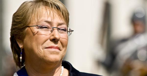 智利總統宣佈:同性婚姻合法化案明年上半年將送交國會|WB @ 校園同志甦醒日