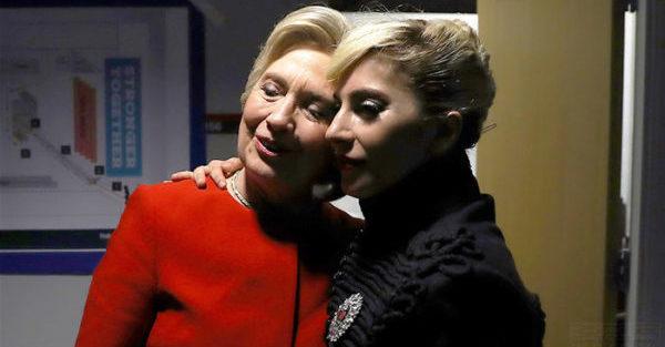 特朗普勝選後,支持LGBT的名人很擔憂|淡藍網