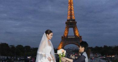 一對香港女生戀人, 婚禮前拍攝巴黎婚紗照感受@Unique Couple