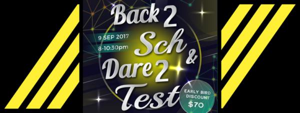 Back 2 Sch & Dare 2 Test Party|關懷愛滋 @ Petticoat Lane Bar